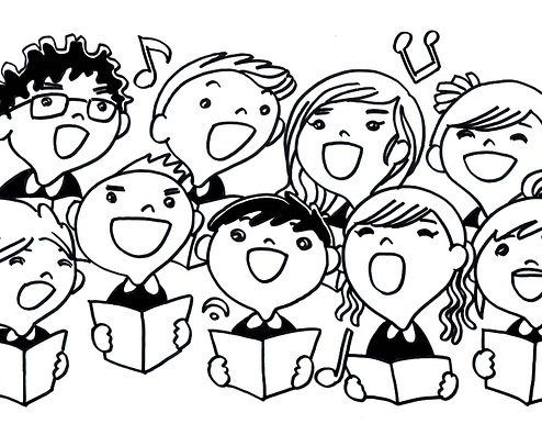 https://pixabay.com/illustrations/singing-children-song-sing-child-18382/